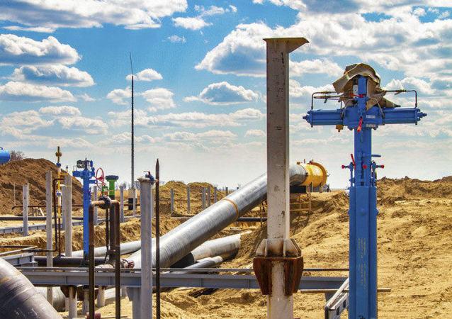 西伯利亚力量天然气管道