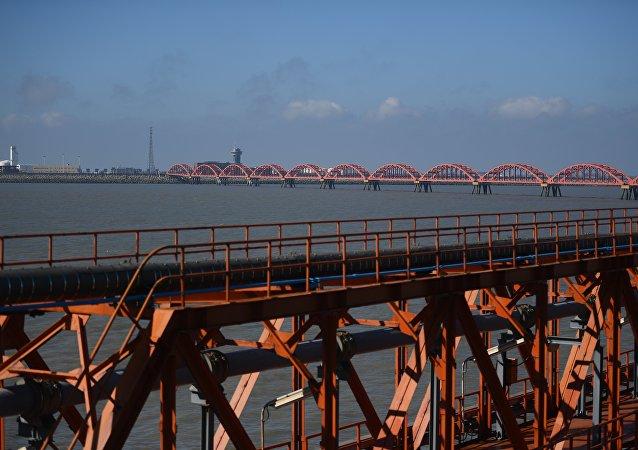 中国关税致美国液化天然气丧失竞争力