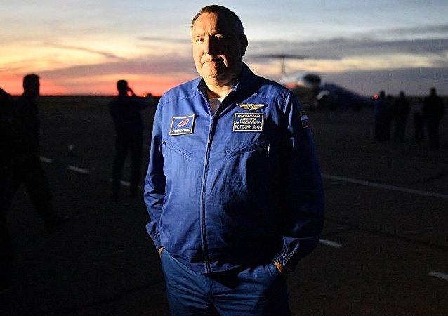 俄罗斯国家航天集团总裁罗戈津