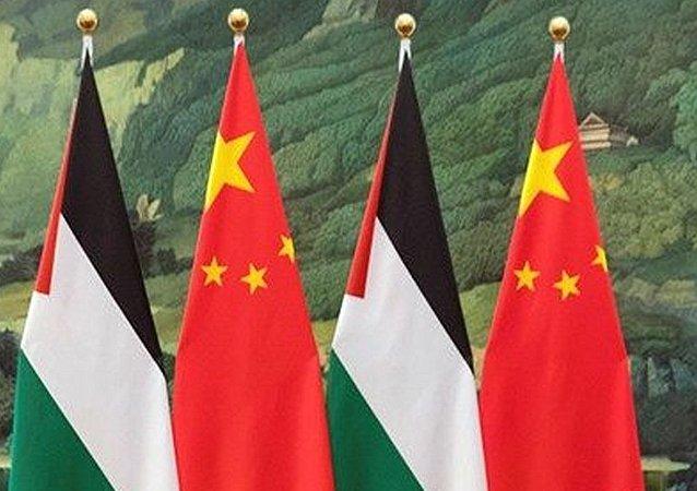 中国和巴勒斯坦