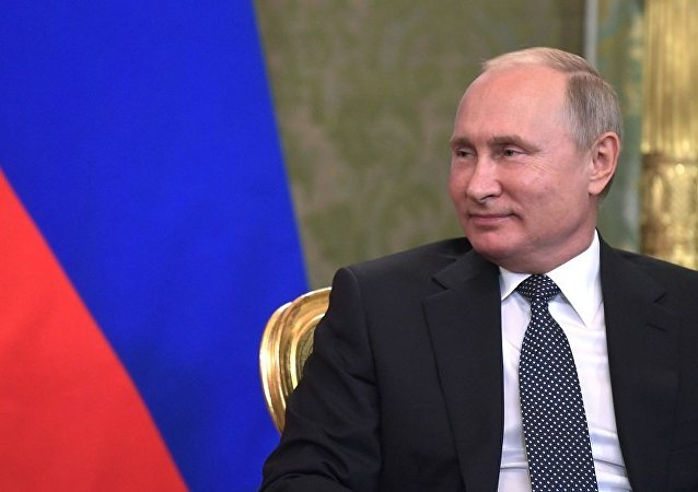"""普京:俄珍惜其""""可靠能源供应国""""的声誉"""