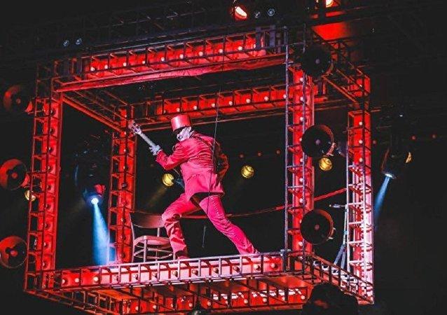 莫斯科契诃夫艺术剧院在中国上演话剧《19.14》