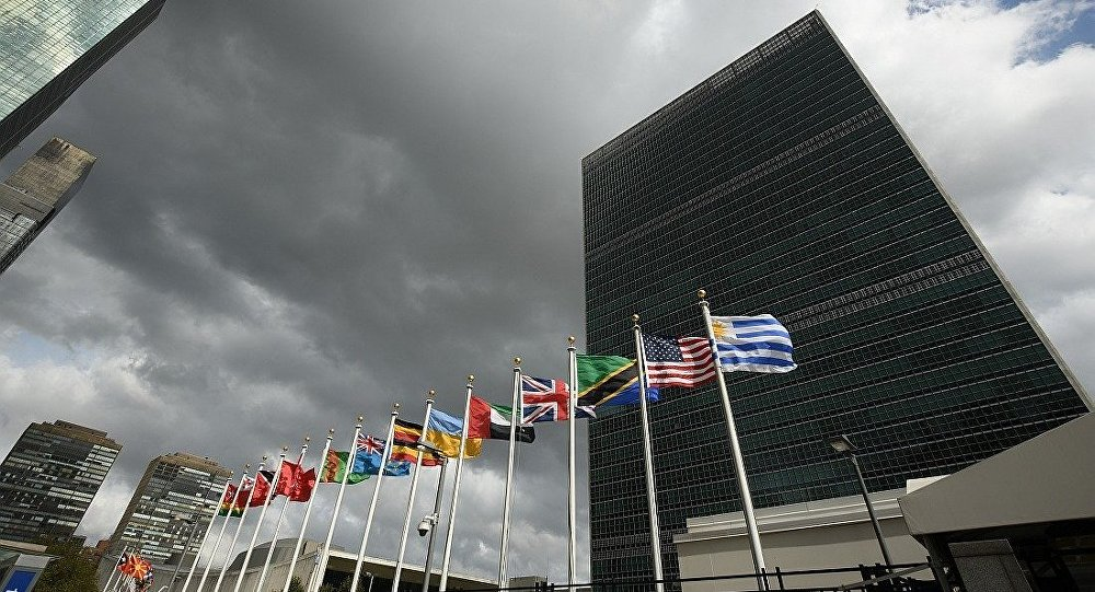 美国停止回应联合国关于可能侵犯人权问题的询问