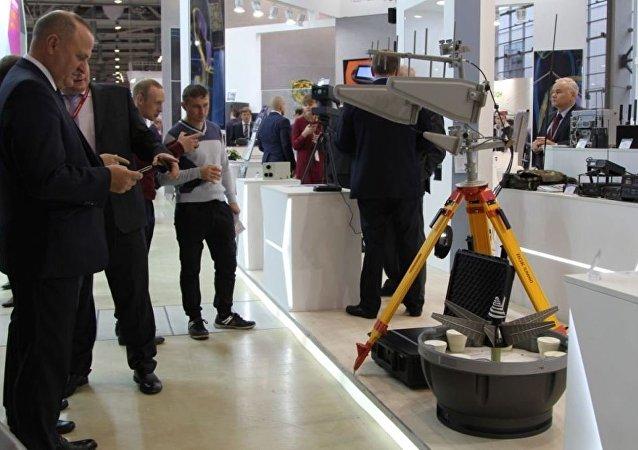 俄国家技术集团研制出对抗无人机的智能系统