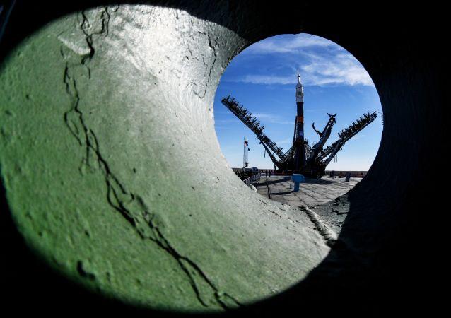 """俄航天集团总裁:""""联盟""""号或在拜科努尔航天发射场被钻出小洞"""