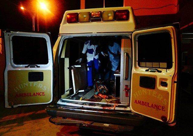 尼日利亚救护车