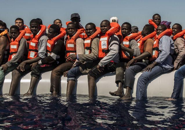 今年已有近2千名移民在地中海死亡