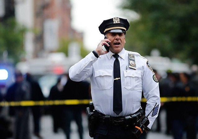 纽约州一男子试图将爆炸装置带进医院