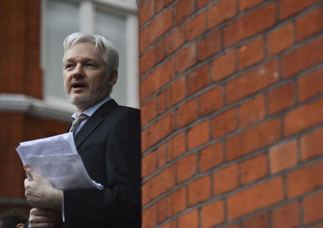 Сооснователь WikiLeaks Джулиан Ассанж