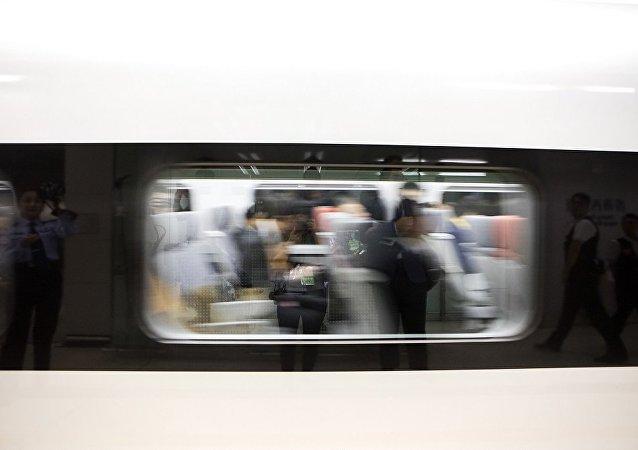 俄交通部:莫斯科-圣彼得堡高铁建设计划于2022年动工
