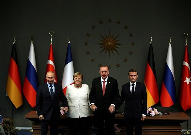 Стамбульский саммит по Сирии, 27 октября 2018