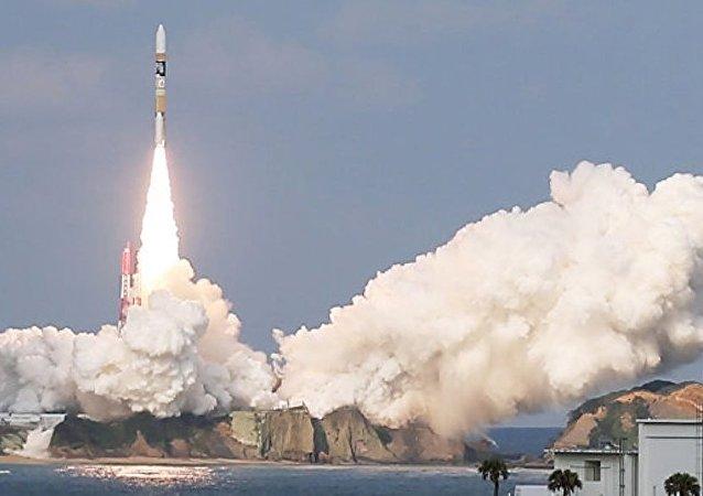 阿联酋副总统:阿联酋将首颗阿拉伯卫星发射升空