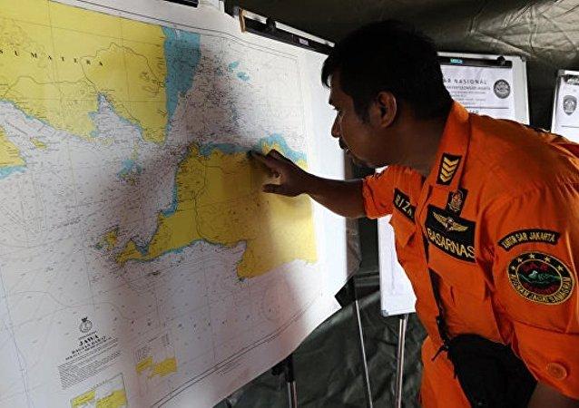 印尼已发现狮航JT610航班客机的机体
