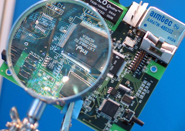 компьютер чип