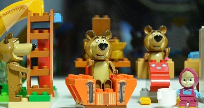动画片《玛莎和熊》工作室
