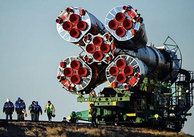"""""""联盟-FG""""火箭"""