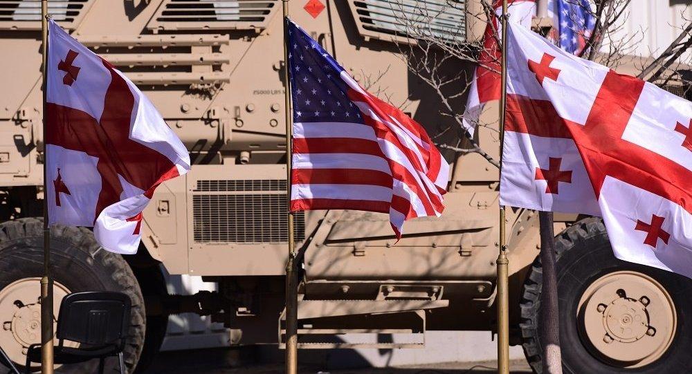 五角大楼拒绝评论在格鲁吉亚建立美国军事基地的可能性