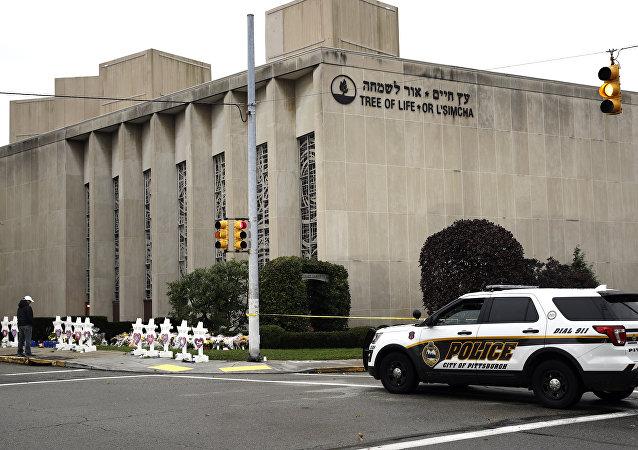 匹兹堡市犹太教堂