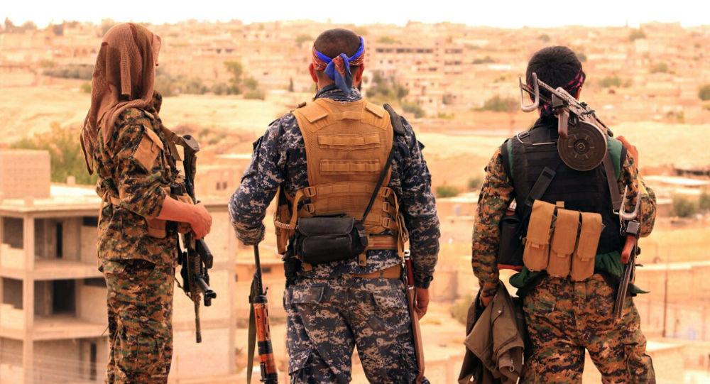 叙利亚民主力量