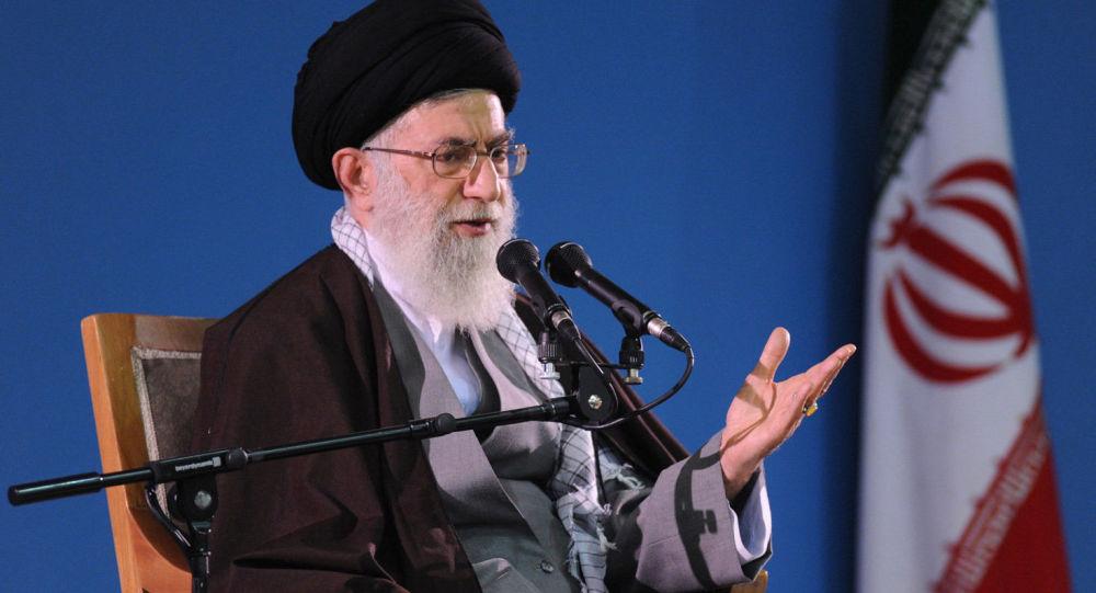 伊朗最高领袖阿里∙哈梅内伊