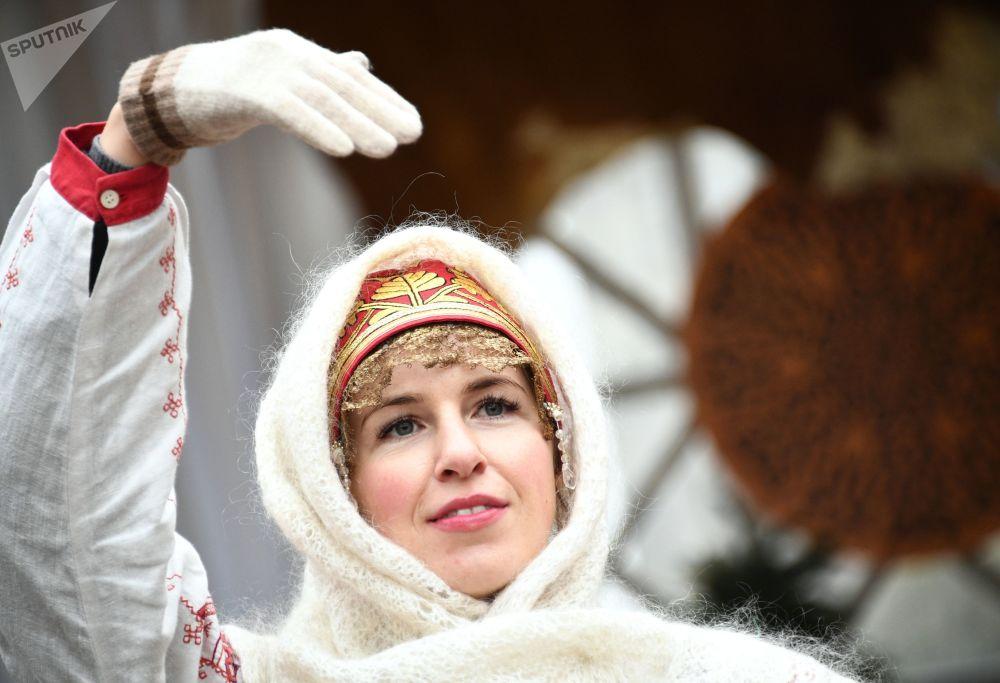 俄罗斯人民团结日,莫斯科
