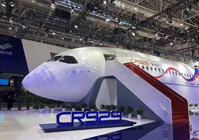 波音高管称CR929远程宽体客机带来良性竞争