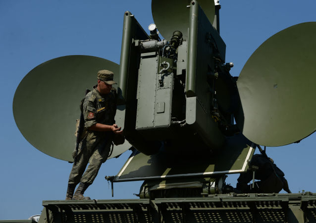 俄罗斯电子战系统
