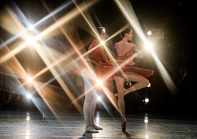 俄罗斯芭蕾舞