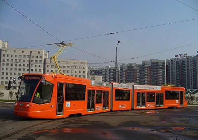 莫斯科轻轨交通