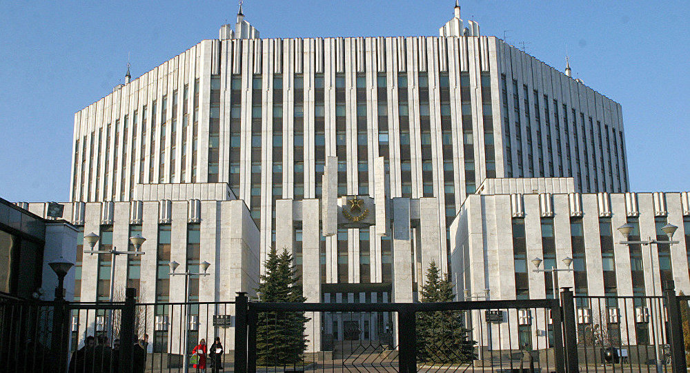 俄联邦武装力量总参谋部军事学院