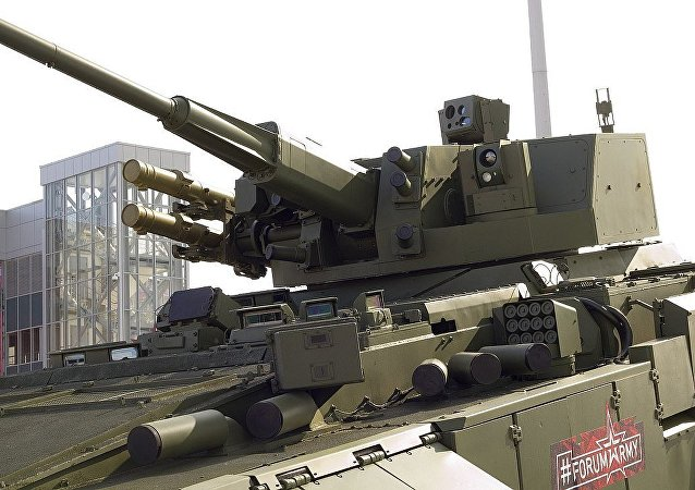 "AU-220M""贝加尔湖""自动遥控火炮模块"