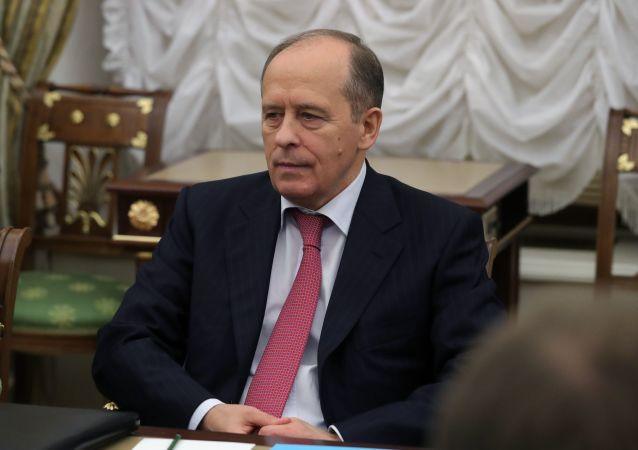 俄联邦安全局局长:俄方与美情报部门联络未中断