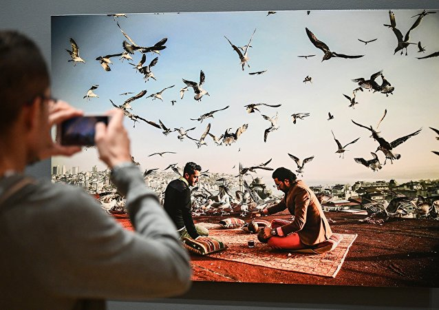 安德烈∙斯捷宁国际新闻摄影大赛颁奖仪式将在莫斯科举行