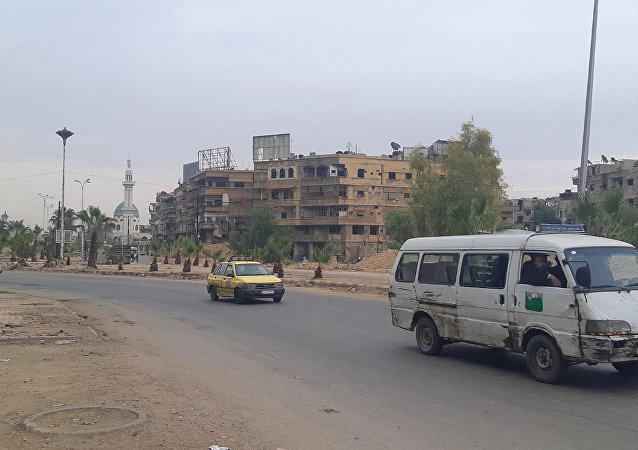 欧洲伙伴表示愿意在叙联合开展人道工作