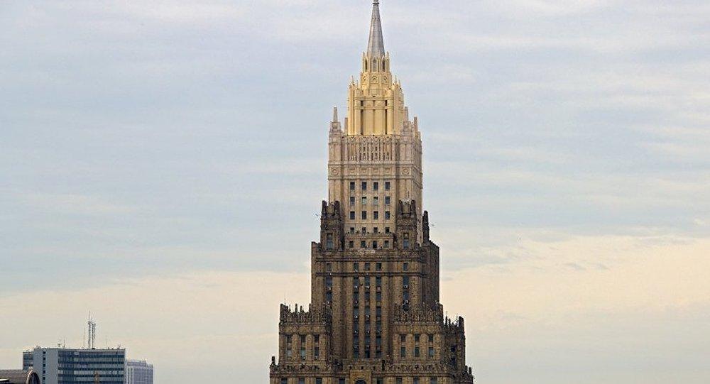俄外交部:目前谈不上在非洲国家建立俄罗斯海军基地