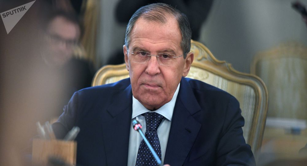 俄外长:特朗普与俄改善关系的举措都在美国国内遭遏阻
