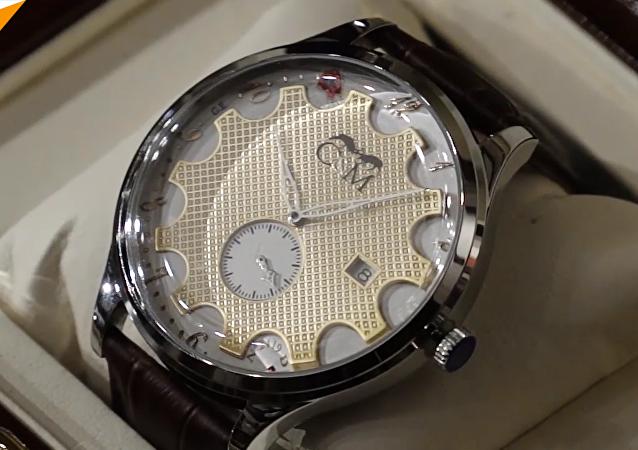 多名国家领导将获赠纪念一战结束100周年限量版手表