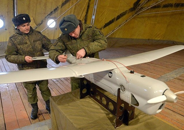 """海鹰-10(ORLAN-10)无人机系统"