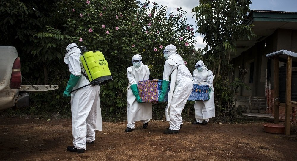 刚果民主共和国埃博拉病毒感染病例升至800起