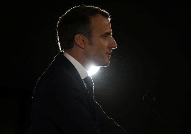 法国对4名企图袭击马克龙的嫌犯提起指控
