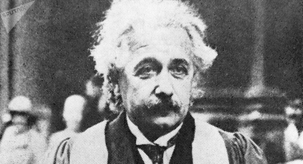 爱因斯坦讲述希特勒疯狂行为的一封信被拍卖134000多美元