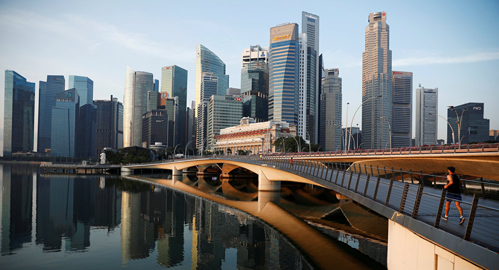 中国与新加坡签署《自由贸易协定升级议定书》