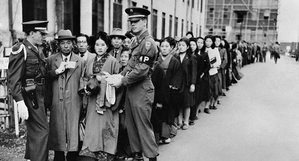 日本战犯如何在美国帮助下逃脱惩罚