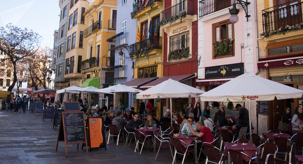 西班牙,游客