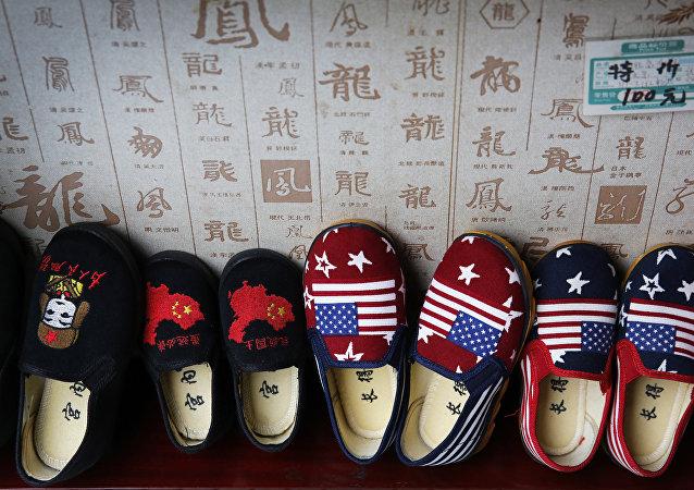 Китайские тапочки