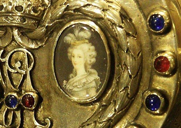 法国王后玛丽•安托瓦内特