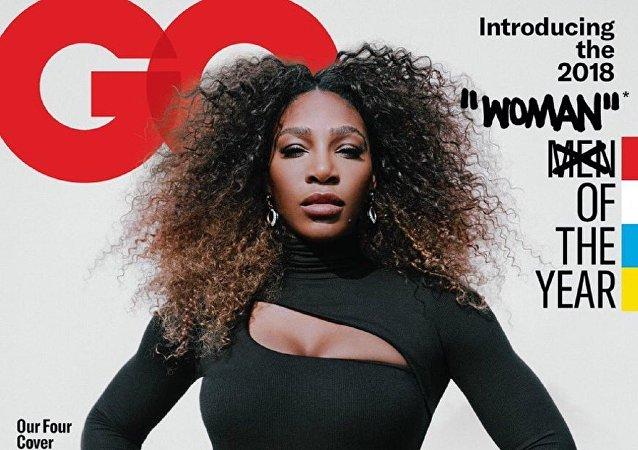 小威登GQ封面 标题从男人改女人