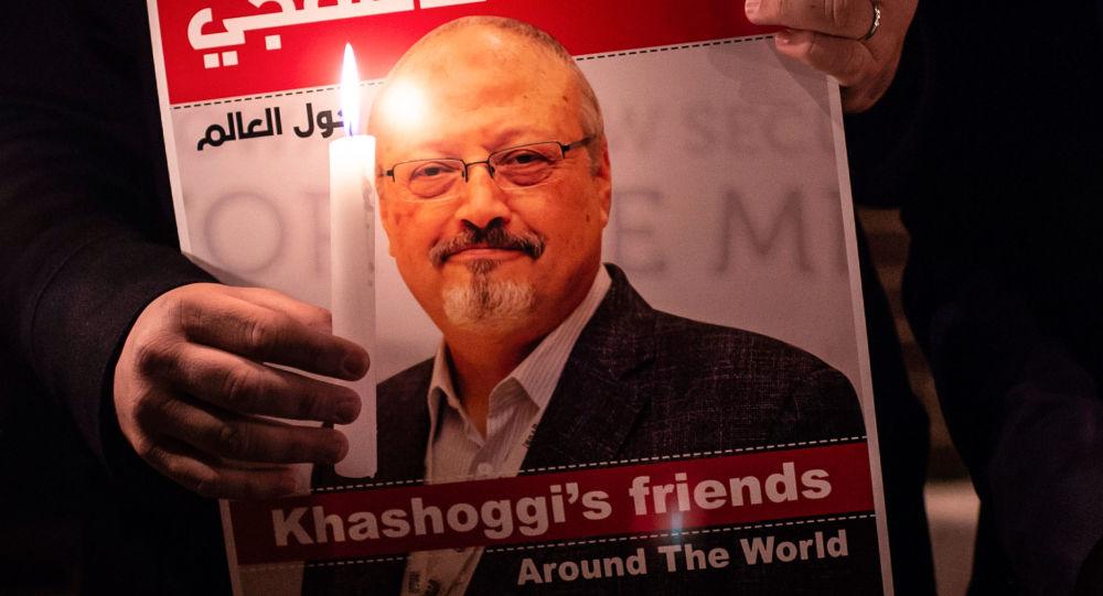 沙特记者卡舒吉之子宣布家人已宽恕杀害父亲的人