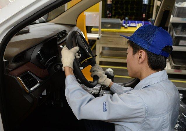 俄布里亚特共和国今年前九个月对中国的机械产品出口额达去年同期的七倍