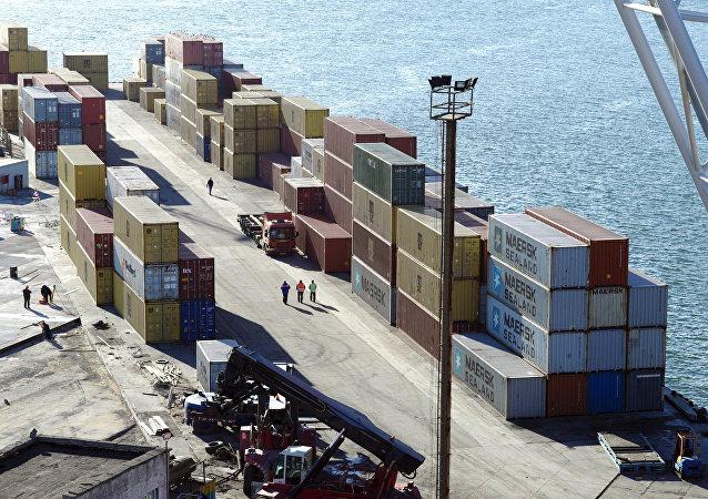 莫斯科对华出口额全俄领先 达290亿美元